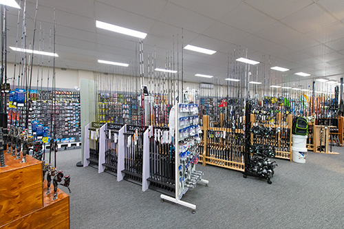 fishing rods compleat angler kempsey fishing tackle shop, Fishing Rod